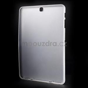 Glossy gelový obal na Samsung Galaxy Tab S2 9.7 - transparentní - 2