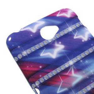 Gelový obal na Sony Xperia E4 - snové diamanty - 2