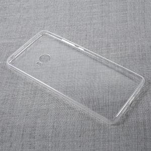 Ultratenký gelový obal na Xiaomi Redmi Note 2 - transparentní - 2