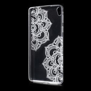 Ultratenký gelový obal na Sony Xperia E5 - mandala - 2