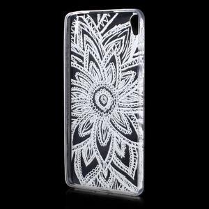 Ultratenký gelový obal na Sony Xperia E5 - henna - 2