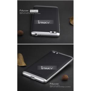 Paky odolný obal na mobil Xiaomi Mi4c - stříbrný - 2