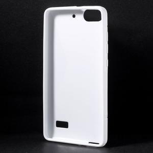 S-line gelový obal na mobil Honor 4C - bílý - 2