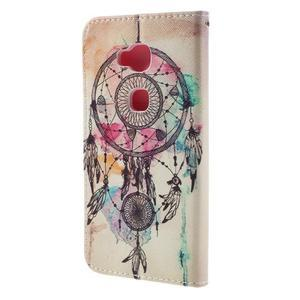 PU kožené pouzdro na mobil Honor 5X - dream - 2