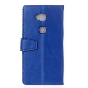 Craz peněženkové pouzdro na Honor 5x - modré - 2