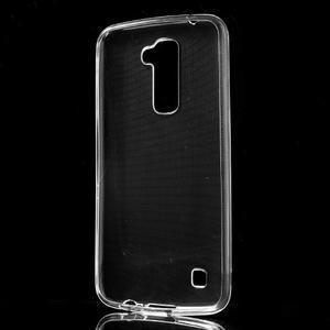 Transparentní gelový kryt na LG K10 - 2
