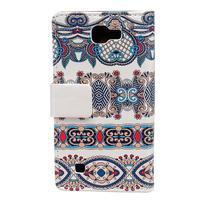 Style peněženkové pouzdro na LG K4 - pattern - 2/5