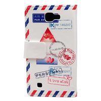 Style peněženkové pouzdro na LG K4 - mail - 2/4