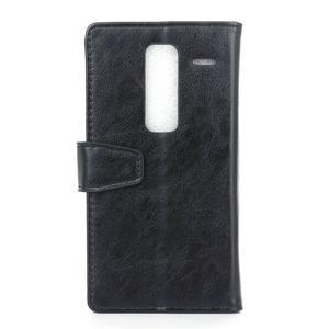 Sitt PU kožené pouzdro na mobil LG Zero - černé - 2