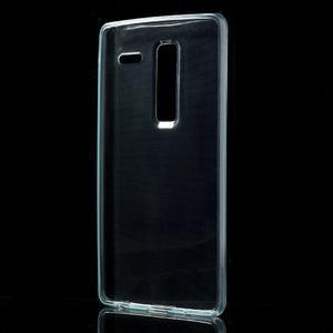 Ultratenký slim gelový obal na LG Zero - světlemodrý - 2