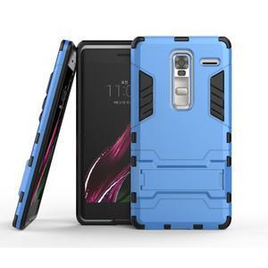 Outdoor odolný kryt na mobil LG Zero - světlemodrý - 2