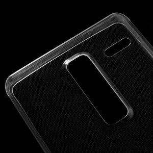 Ultratenký slim gelový obal na LG Zero - transparentní - 2