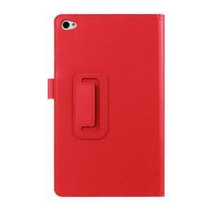 Safe polohovatelné pouzdro na tablet Huawei MediaPad M2 8.0 - červené - 2