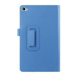 Safe polohovatelné pouzdro na tablet Huawei MediaPad M2 8.0 - modré - 2