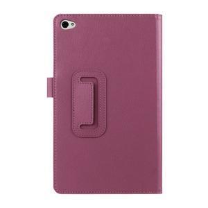 Safe polohovatelné pouzdro na tablet Huawei MediaPad M2 8.0 - fialové - 2