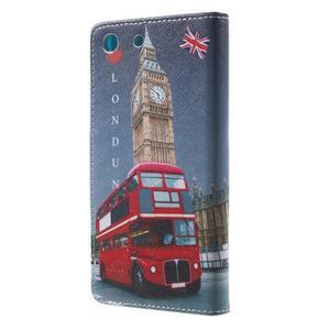 Stand peněženkové pouzdro na Sony Xperia M5 - Big Ben - 2