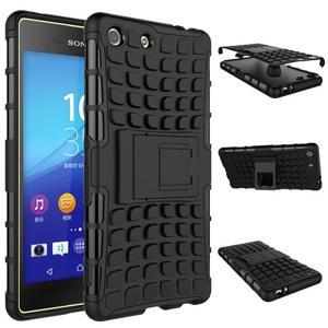 Outdoor odolný kryt na mobil Sony Xperia M5 - černý - 2