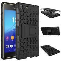 Outdoor odolný kryt na mobil Sony Xperia M5 - černý - 2/2