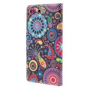 Crafty peněženkové pouzdro na Sony Xperia M5 - magic - 2