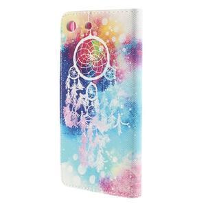 Crafty peněženkové pouzdro na Sony Xperia M5 - lapač snů - 2