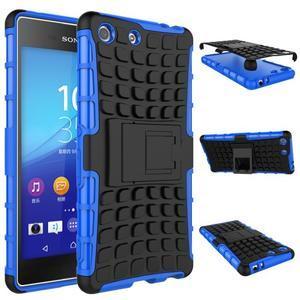 Outdoor odolný kryt na mobil Sony Xperia M5 - modrý - 2