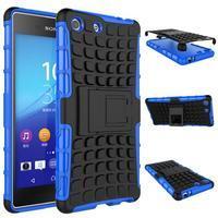Outdoor odolný kryt na mobil Sony Xperia M5 - modrý - 2/2