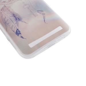Softy gelový obal na mobil Asus Zenfone 2 Laser - dream - 2