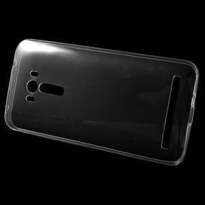 Ultratenký slim obal 0.6 mm na Asus Zenfone Selfie - transparentní - 2