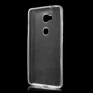 Transparentní ultratenký slim gelový obal na Honor 5X - 2