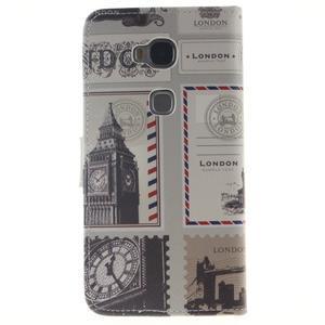 Peněženkové pouzdro pro mobil Honor 5X - Velká Británie - 2