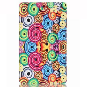 Třípolohové pouzdro na tablet Huawei MediaPad M2 8.0 - vortex - 2