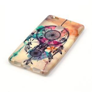 Emotive gelový obal na mobil Huawei P9 Lite - lapač snů - 2