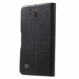 Horse peněženkové pouzdro na mobil Huawei Y5 a Y560 - černé - 2
