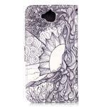 Knížkové pouzdro na mobil Huawei Y6 Pro - kresba - 2/6