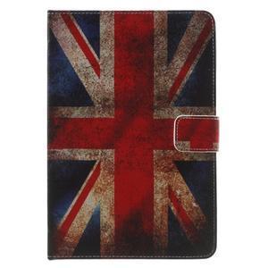 Stylové pouzdro na iPad mini 4 - UK vlajka - 2