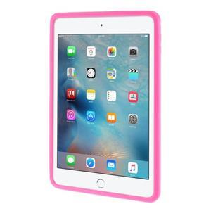 Silikonový obal na tablet iPad mini 4 - rose - 2