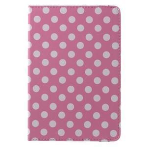 Cyrc otočné pouzdro na iPad mini 4 - rose - 2