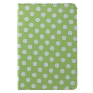Cyrc otočné pouzdro na iPad mini 4 - zelené - 2