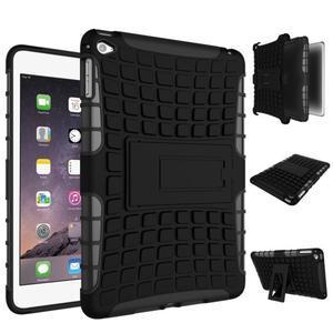 Outdoor odolný obal na tablet iPad mini 4 - černý - 2