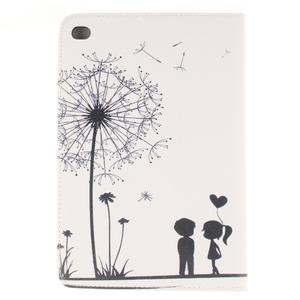 Standy pouzdro na tablet iPad mini 4 - láska - 2