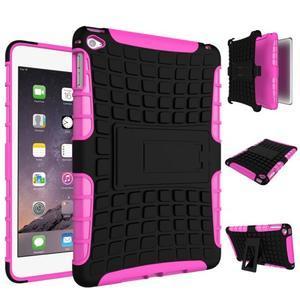 Outdoor odolný obal na tablet iPad mini 4 - rose - 2