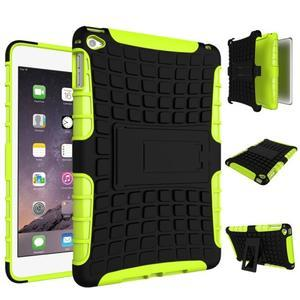 Outdoor odolný obal na tablet iPad mini 4 - zelený - 2
