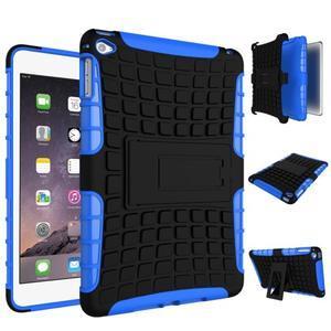 Outdoor odolný obal na tablet iPad mini 4 - modrý - 2