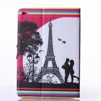 Knížkové pouzdro na tablet iPad mini 4 - Eiffelova věž - 2/6