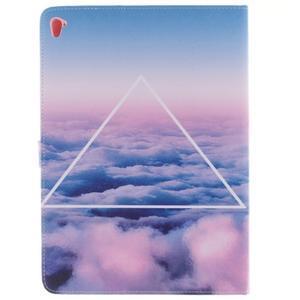 Knížkové pouzdro na tablet iPad Pro 9.7 - triangle - 2