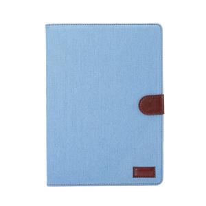 Jeans stylové pouzdro na iPad Pro 9.7 - světlemodré - 2