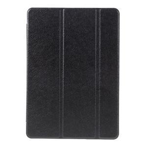 Trifold polohovatelné pouzdro na tablet iPad Pro 9.7 - černé - 2