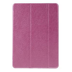 Trifold polohovatelné pouzdro na tablet iPad Pro 9.7 - rose - 2