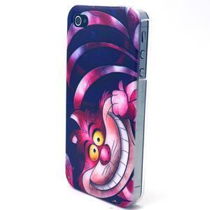 Emotive gelový obal na mobil iPhone 4 - kocour - 2