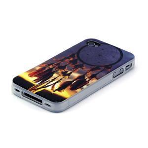 Emotive gelový obal na mobil iPhone 4 - snění - 2